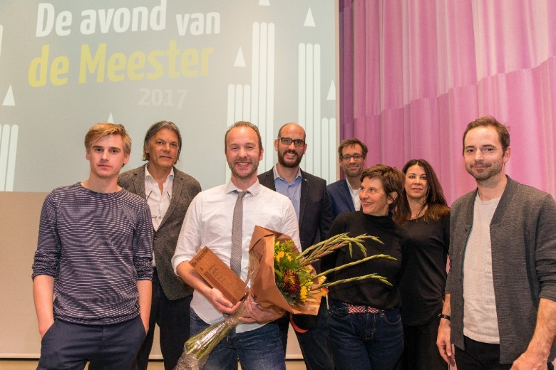 Winner De Meester 2017: Jurgen Ten Hoeve