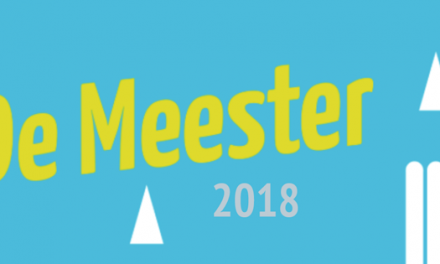 De Meester 2018: save the date, de jury is bekend!