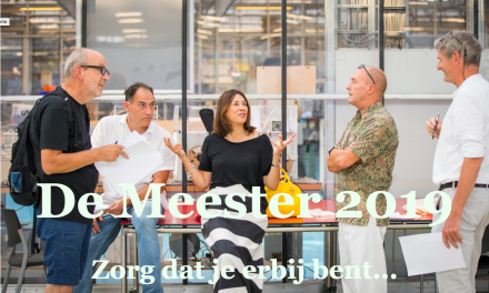De jury 2019 is bekend