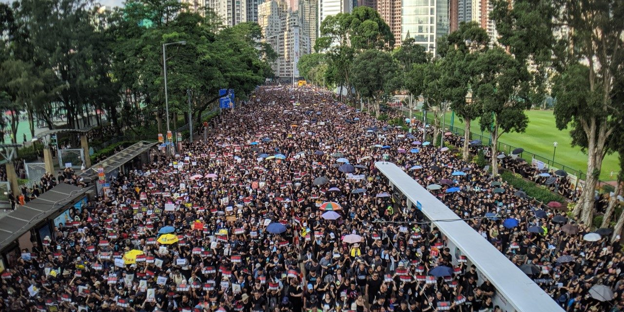 Column Q2 2019 Hongkong